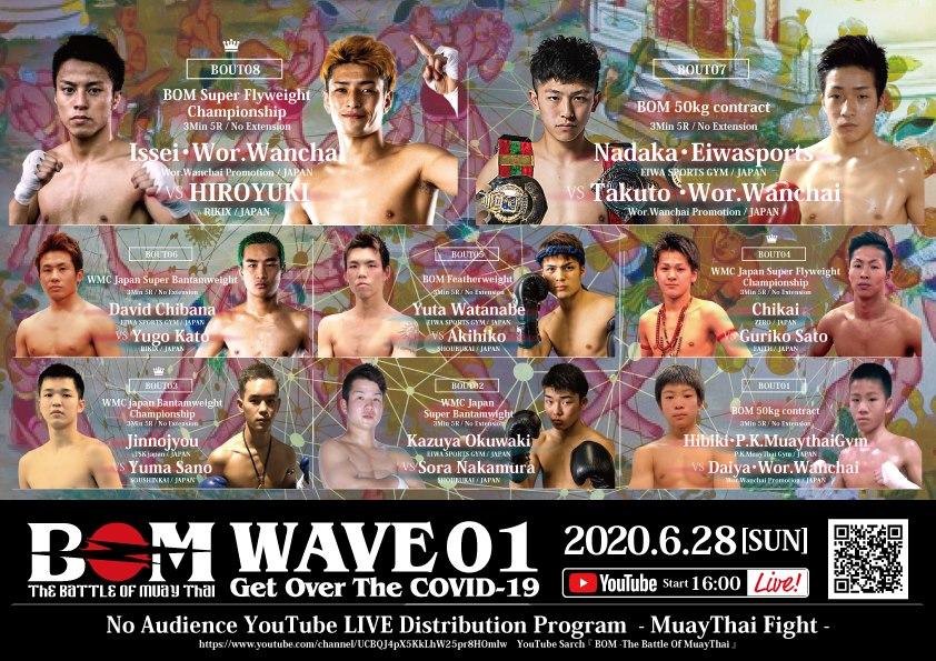BOM WAVE01
